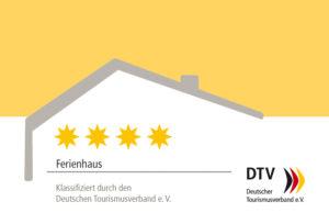 DTV Ferienhaus 4 Sterne Aurich