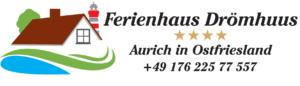 Ferienhaus Drömhuus Aurich Nordsee